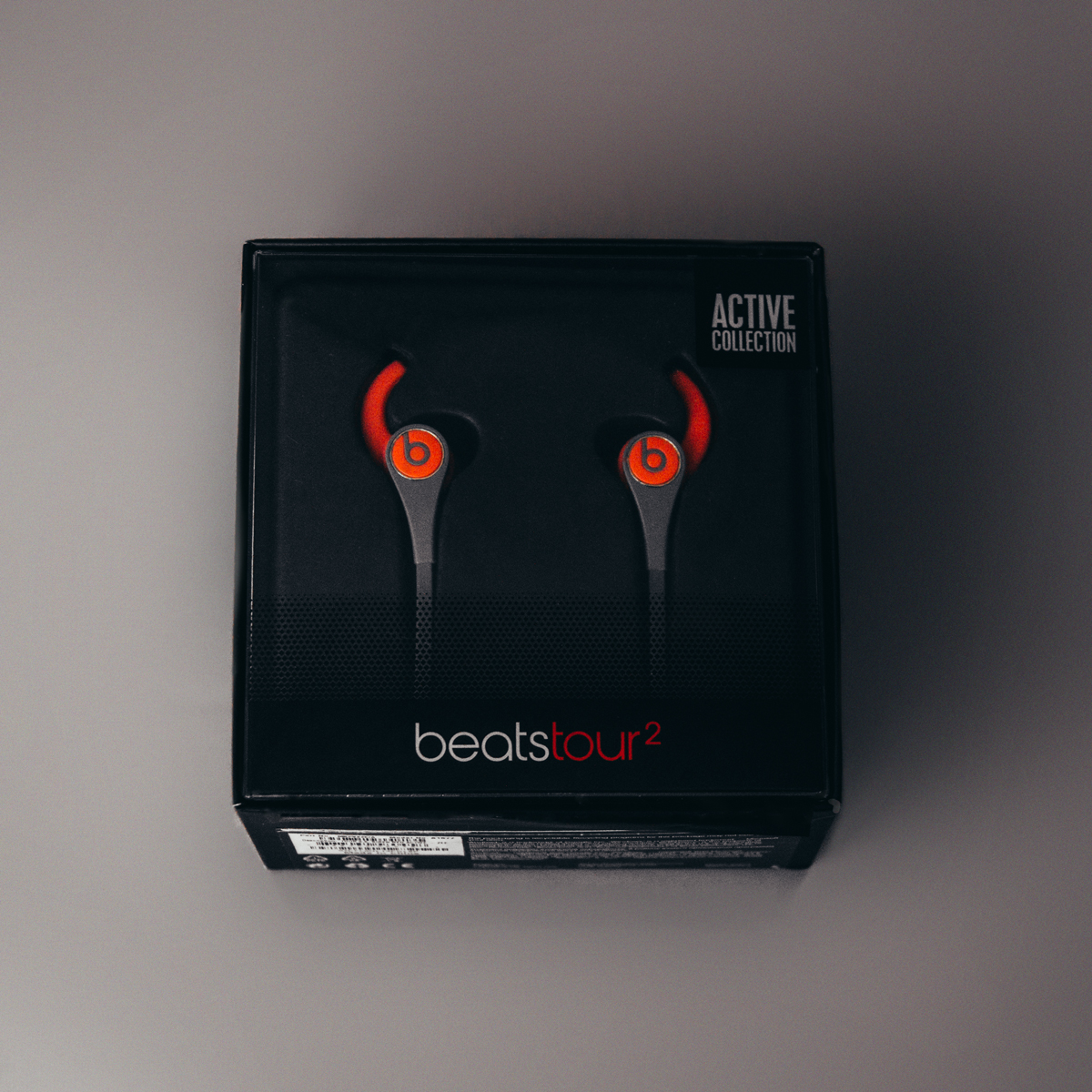 Наушники Beats by dr. Dre Tour²  Siren Red