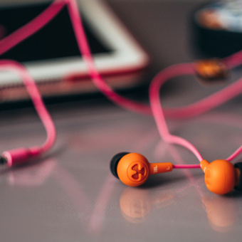 Наушники JBL ROXY Reference 250 Pink/Orange